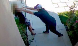 Los Ángeles, California, ataque, violencia de género