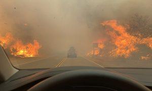 indencio, california, murrieta, evacuación