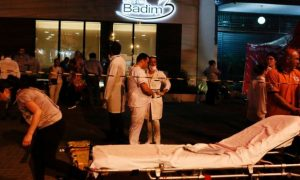 Río de Janeiro, Brasil, incendio, hospital, muertos