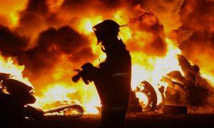 Tultitán, Estado de México, incendio, bomberos