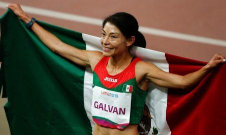 Laura Galván, asalto, robo, atleta, medallista, Panamericanos