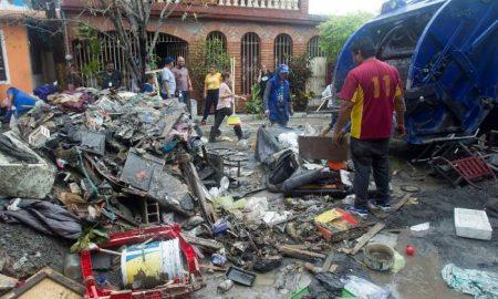 Nuevo León, tormenta tropical, Fernand, muerto