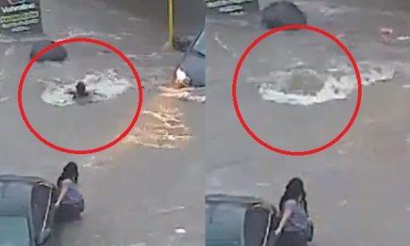 sinaloa, inundacion, inundaciones, mujer, sinaloa