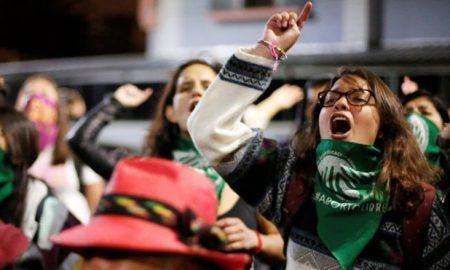 Ecuador, aborto, violación, abuso sexual