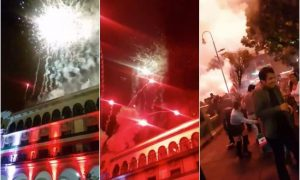 Grito de Independencia, Veracruz, Xalapa, video, viral