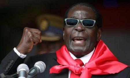 Robert Mugabe, Zimbabue, África, muerte