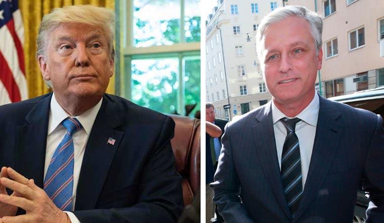 Trump, EEUU, O'Brien, seguridad nacional, destacados