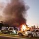 Sonora, secuestro, incendio, comando armado, niños