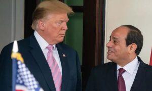 Trump, Egipto, presidente, EEUU