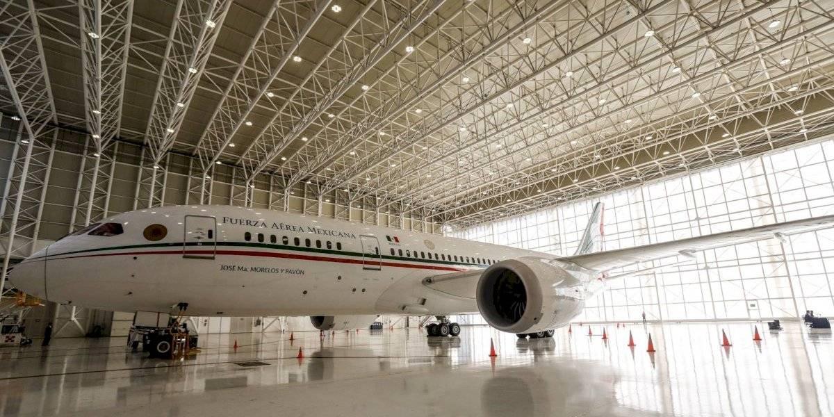 avion, avion presidencial, comprador, amlo