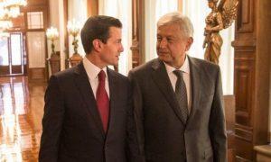 amlo, expresidentes, humildad, peña