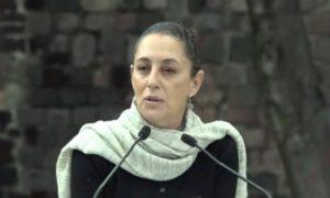 claudia sheinbaum, tlatelolco, 2 de octubre
