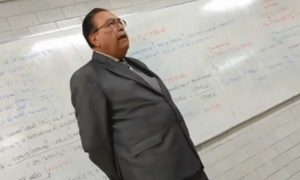 profesor, homenaje, jose jose