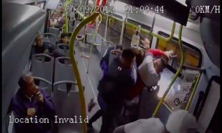 video, pasajeros, robo, cdmx