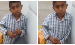 pobreza, mexico, niño, escuela