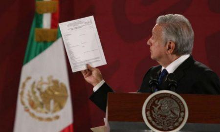 AMLO, López Obrador, exámenes médicos, psicológicos