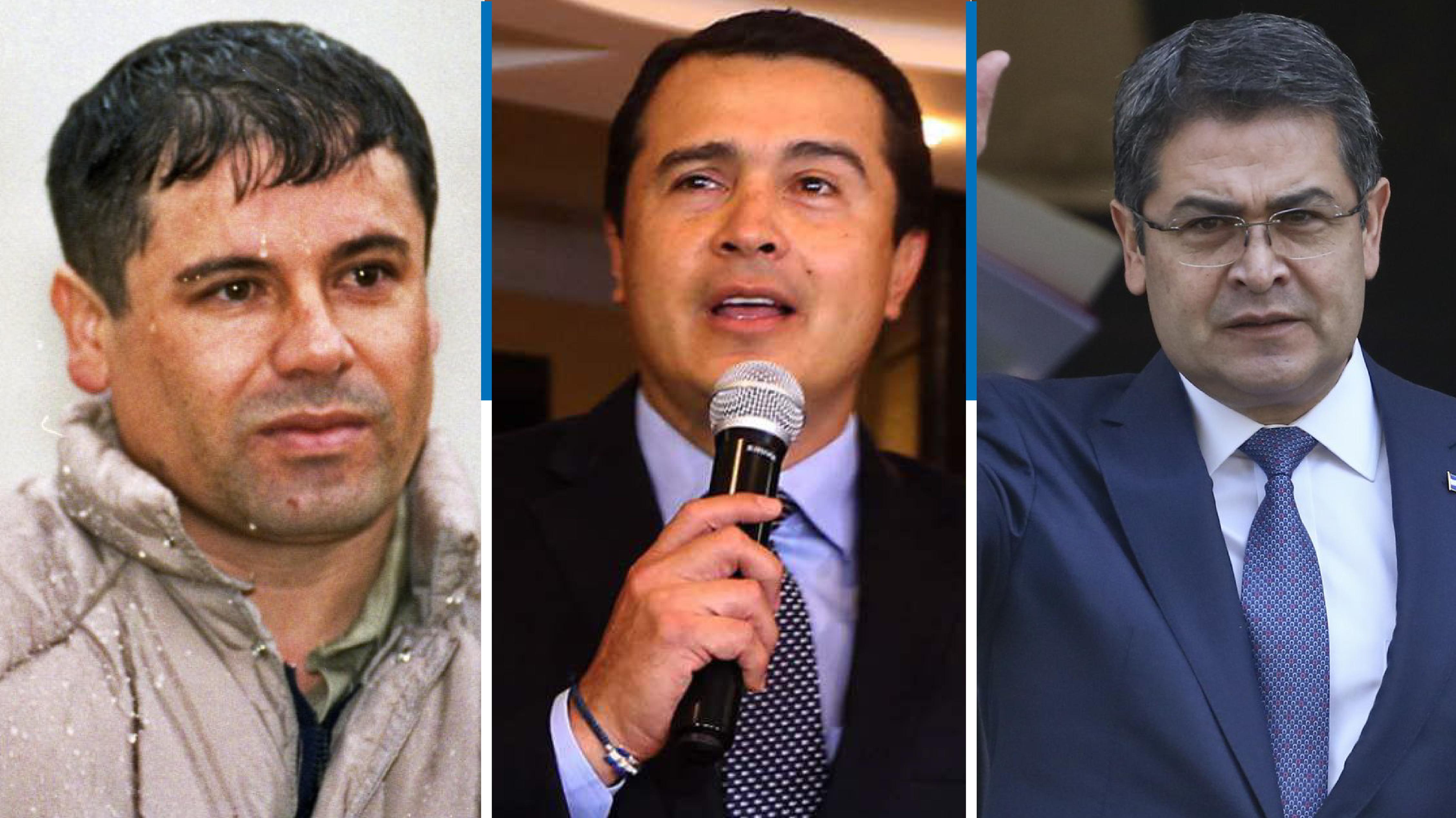 Chapo, Guzmán Loera, Honduras, presidente, destacados