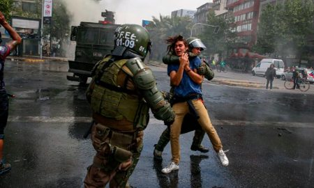 Chile, Santiago, protestas, muertes, manifestaciones