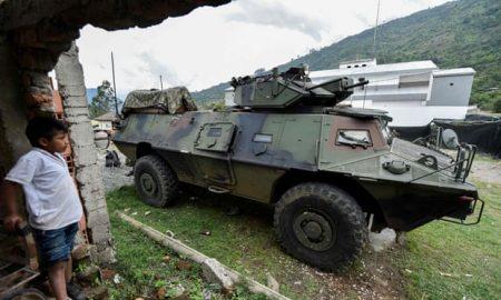colombia ofensiva militar