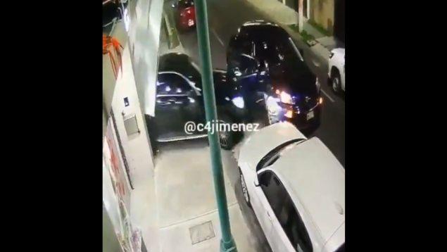 ladrones, conductor, robo,cdmx