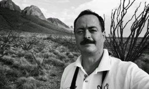 Enrique Servín, escritor, homicidio, Chihuahua