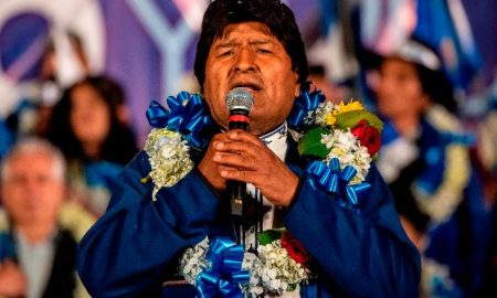 Evo Morales, protestas, elecciones, Bolivia, La Paz