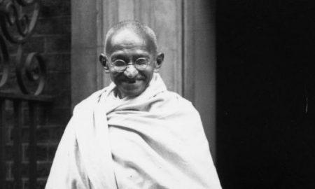 Ghandi, cenizas, robo, vandalizar, monumento, India, destacados