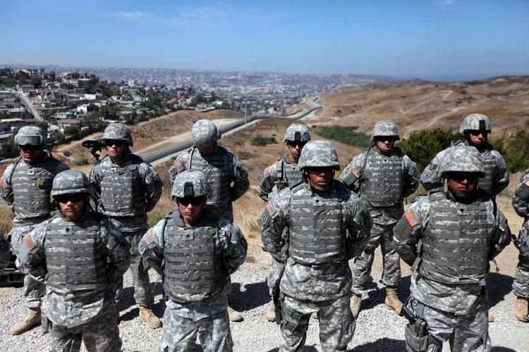 California, Newsom, frontera, México, EEUU