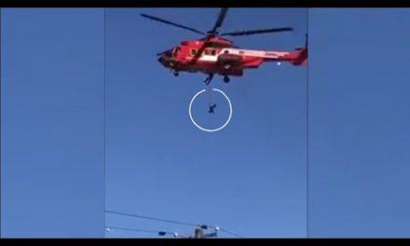 helicóptero abuelita