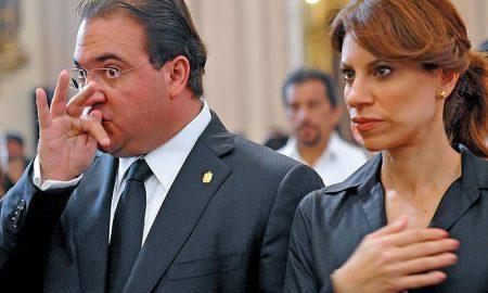 Karime Macía, Javier Duarte, Fiscalía, Londres, extradición