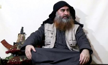 ISIS, líder, Abu Bakr al-Baghdadi, muerte, EEUU