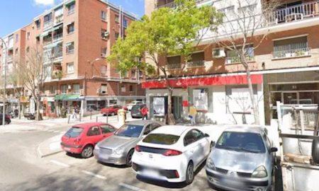 Madrid, España, cadáver, mujer