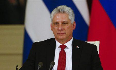 Miguel Díaz-Canel, Cuba, presidente, votaciones