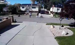 dispara a su padre