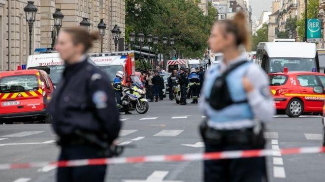 París, ataque, homicidio, cuchillo, Francia