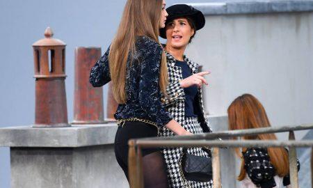 Chanel, pasarela, youtuber, video, viral, Gigi Hadid