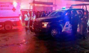 Amozoc, Puebla, tiroteo, grupo armado, muertos, destacados