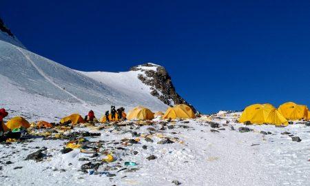 Everest, montañismo, basura, medio ambiente, Nepal
