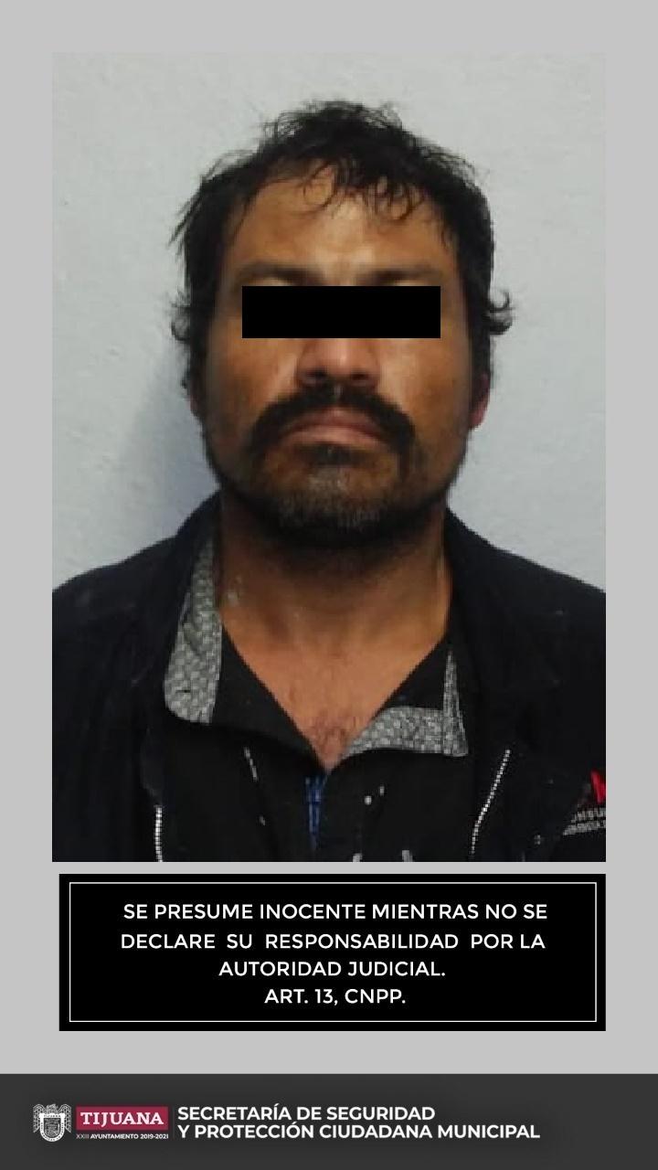 detenido,antecedentes,robo,homicidio