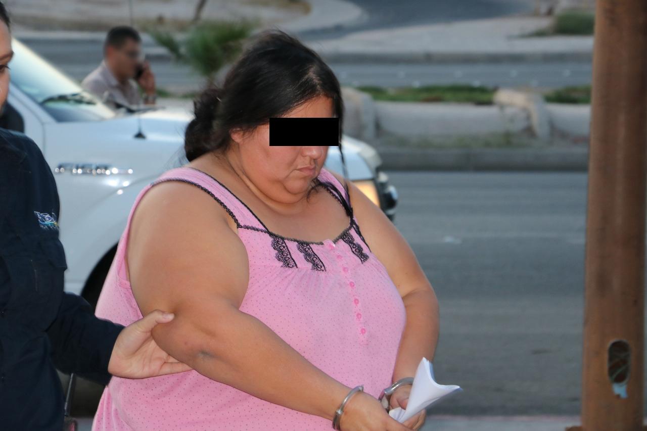 mujer,detenida,GESI