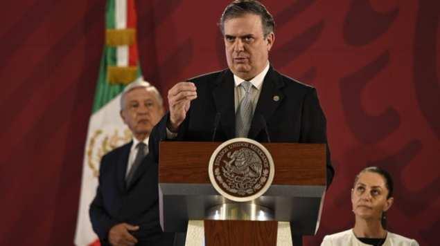 marcelo ebrard, estados unidos, mexico, carteles