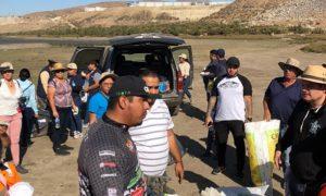 Limpieza, Presa de Tijuana, Asociación Hagamos Conciencia