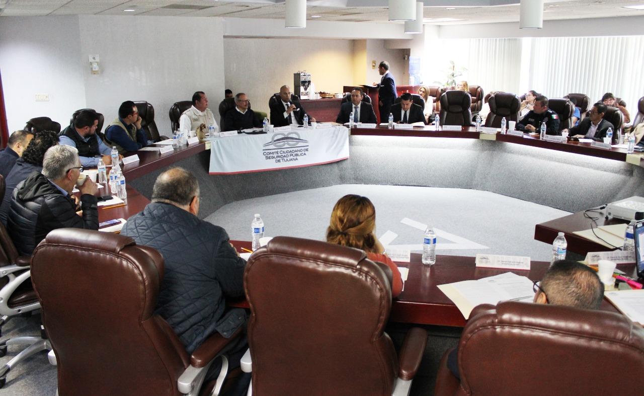 GESI, Comité Ciudadano de Seguridad Pública, FGE