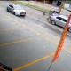motocicleta huyendo
