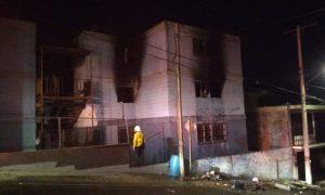 incendio, El Jibarito, Tijuana, bomberos
