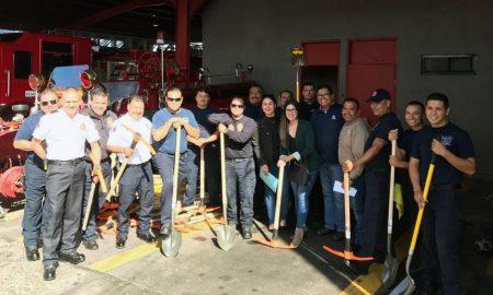 Canadevi, Bomberos de Tijuana,donativo