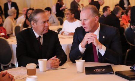 encuentro, alcaldes, Arturo González Cruz