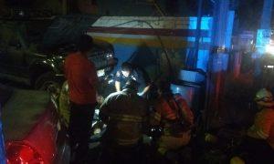 lesionado,quemaduras, bomberos