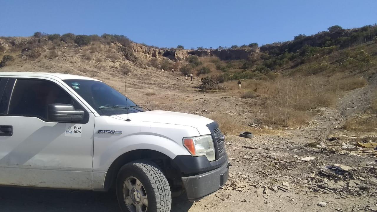 Encuentran restos humanos en el Ejido Matamoros - Primer Sistema de Noticias