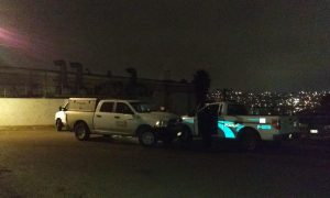 Policia Municipal,Semefo, El Rubi